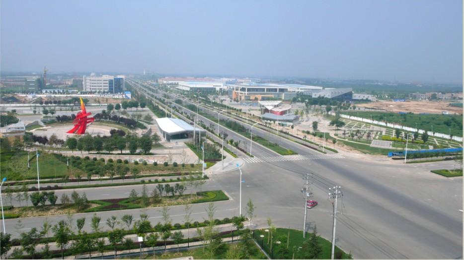 在第一飞机设计研究院,西安飞机工业(集团)有限责任公司,中国飞行试验